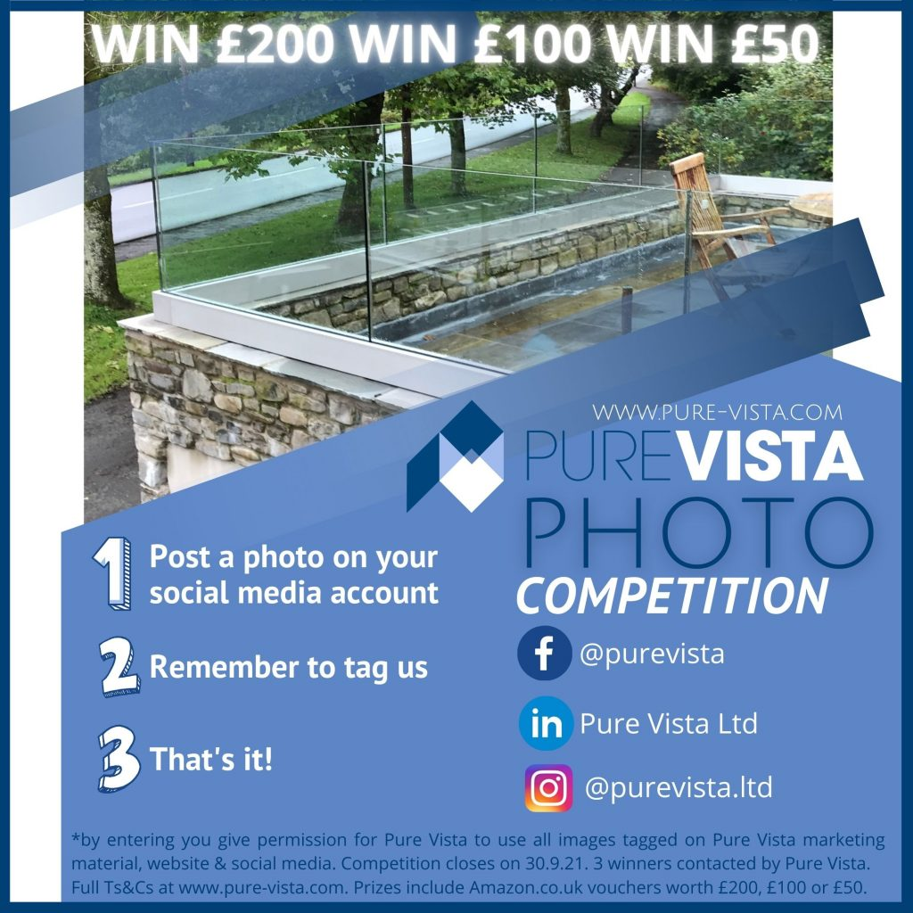 Information regarding a photo competition for the chance to win an amazon voucher.